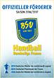 Hitachi Staubsauger ist offizieller Förderer der Handball Bundesliga Frauen des BSV Buxtehude
